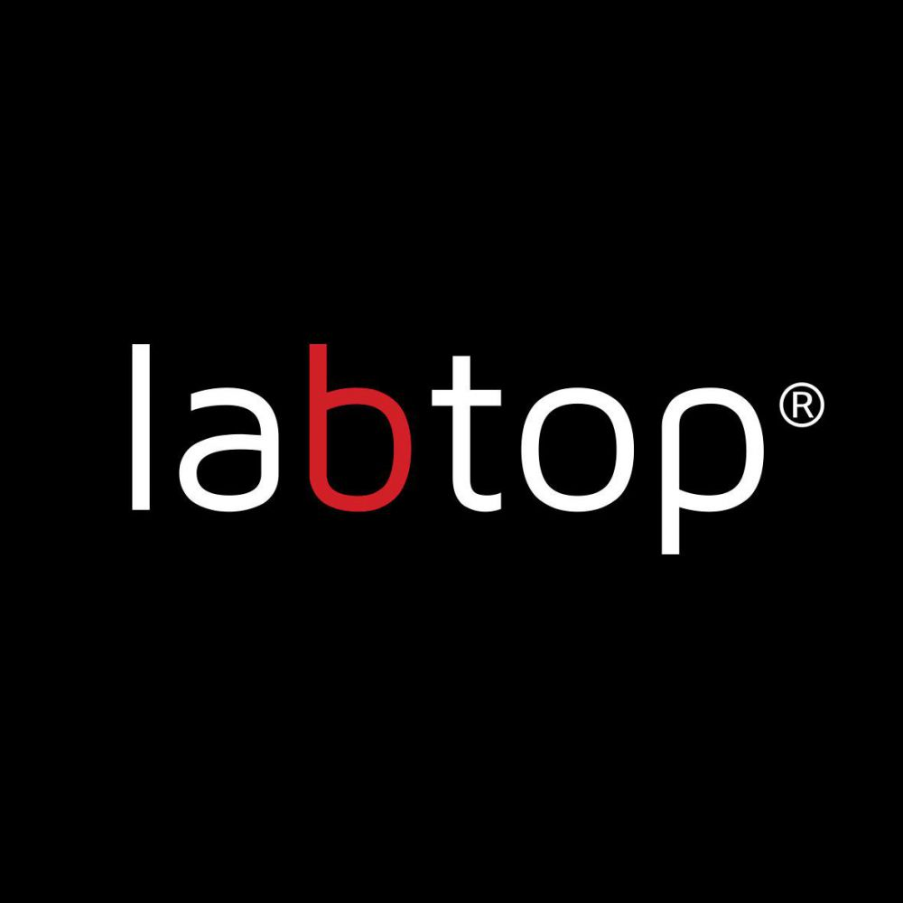 Labtop - Closable Kitchen - Design Logo