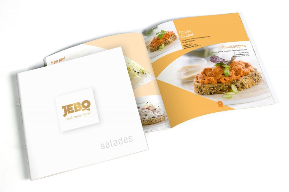 BeFood! - Jebo Food, Better, Best! - Product catalogue