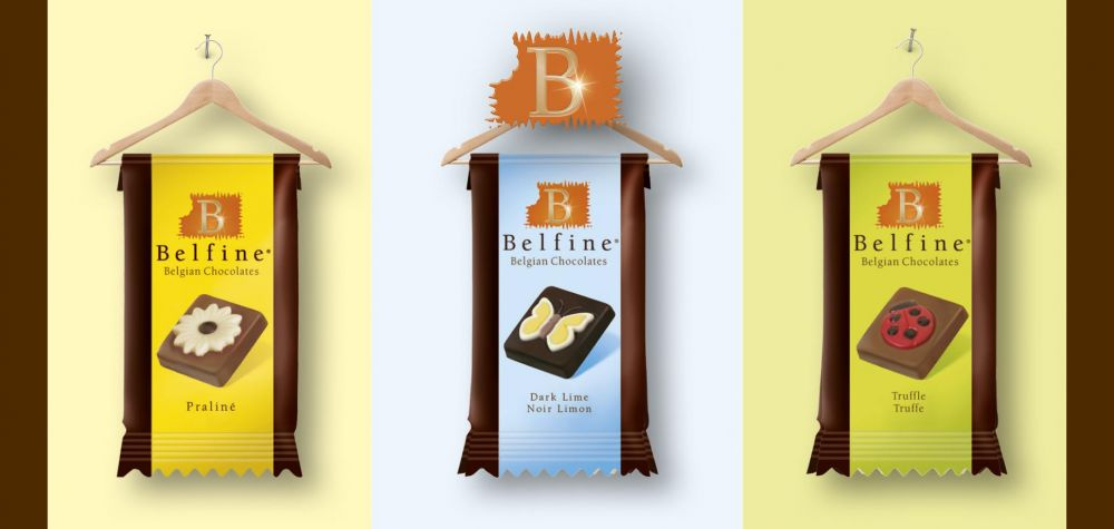 ChocDecor - Belfine - Packaging