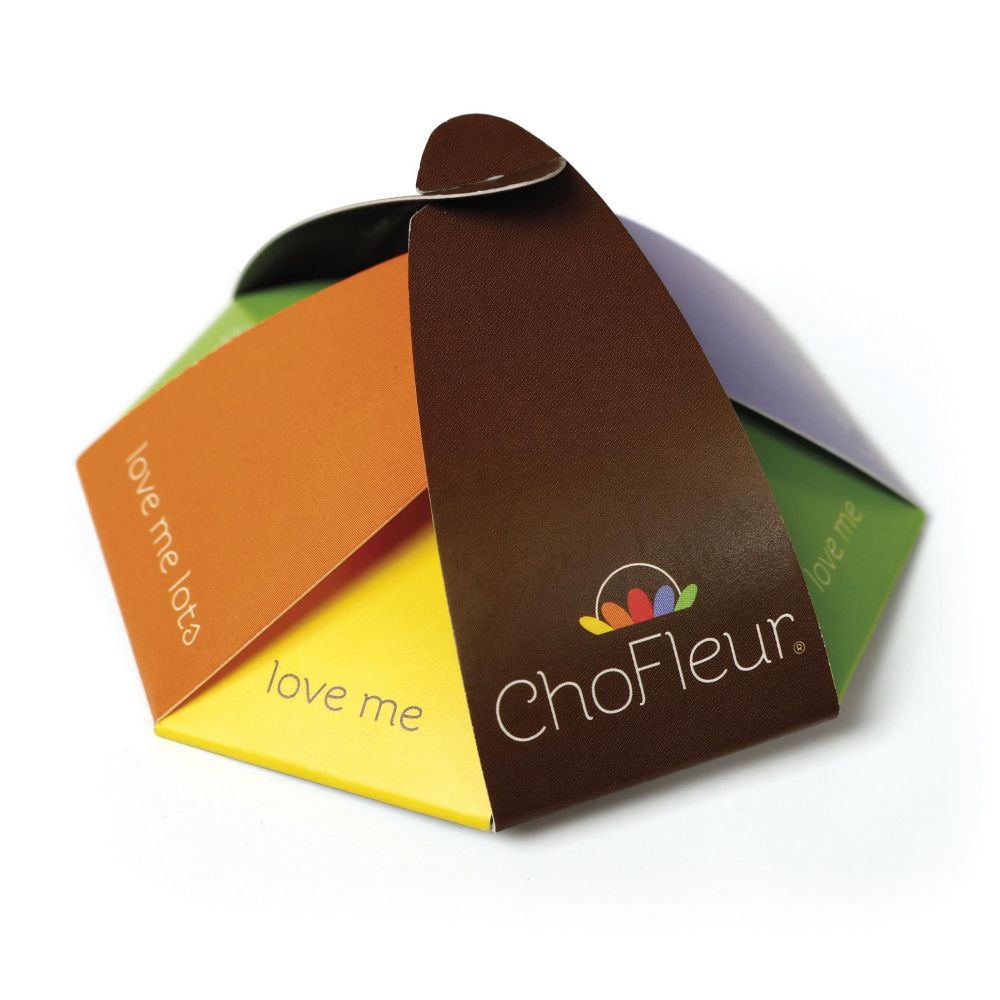 ChoFleur - Flavours to melt for - Gift box