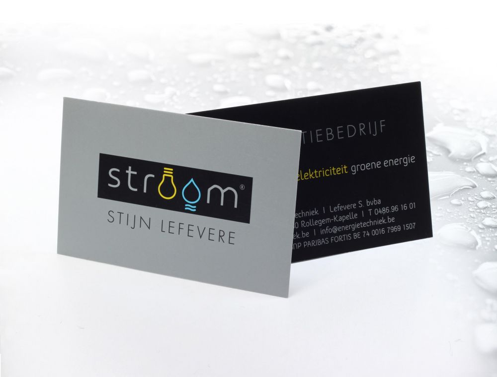 Stroom - Energy engineering - Corporate identity